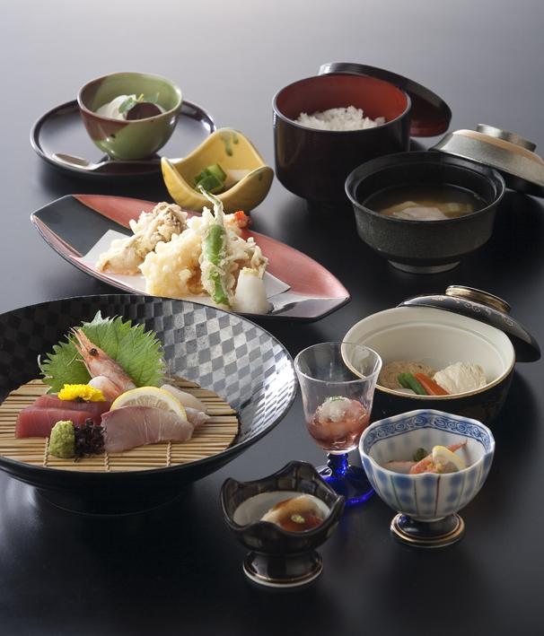 漁火ディナー2750円