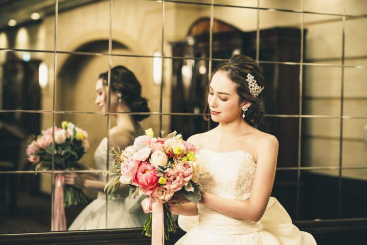結婚式でどんなお花を使う??