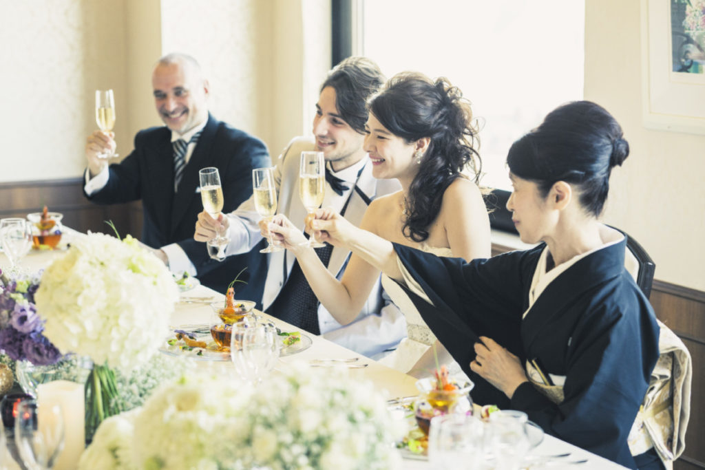 【打合せ1回でもOK】リーズナブルな挙式会食◆シンプル婚相談会