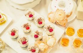 【パティシエからの贈り物】デザートワゴン試食付き♪美食フェア