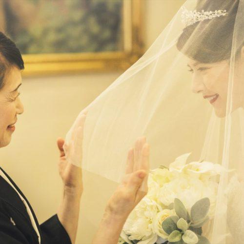 【花嫁×母の見学会】まずは母娘で気軽にドレス試着から始めよう
