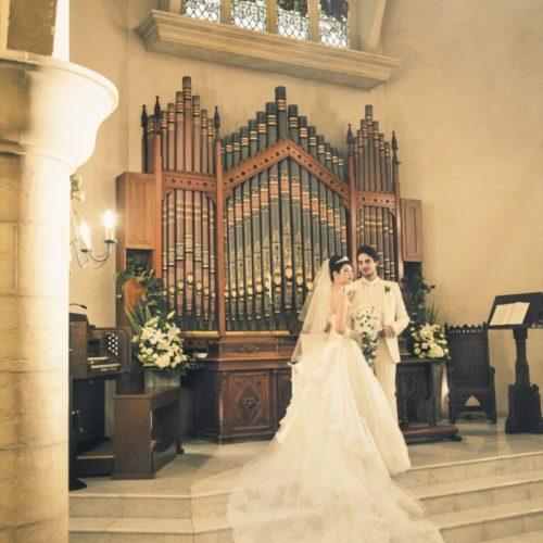 【憧れの大聖堂】花嫁が涙するチャペルで感動の挙式体験×相談会