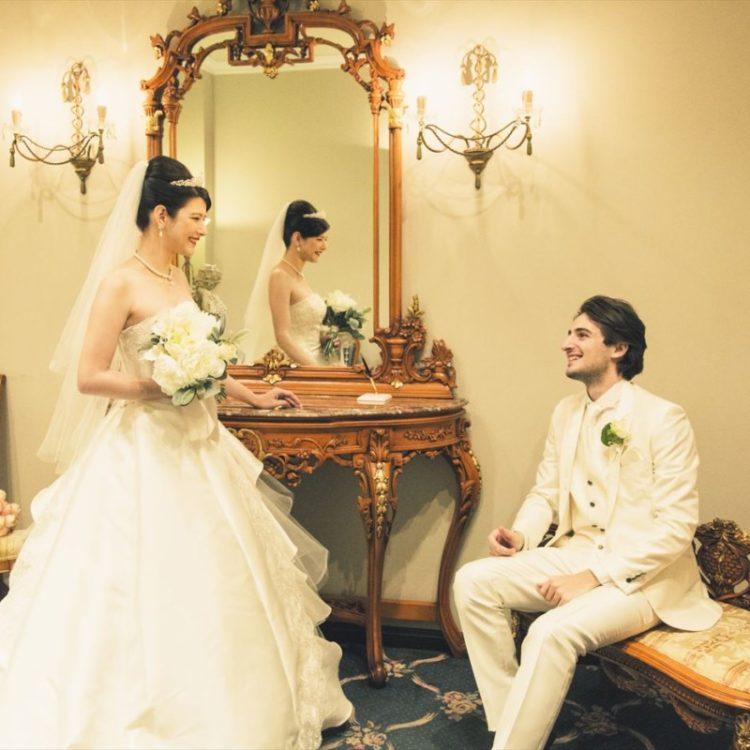 【一足先に花嫁体験】ドレスor和装試着体験×試食フェア