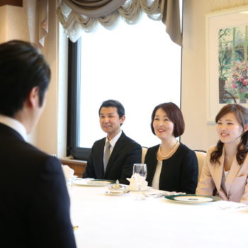 【結納・顔合せ専用プラン】完全個室で安心!和食・フレンチ・中華から選べる
