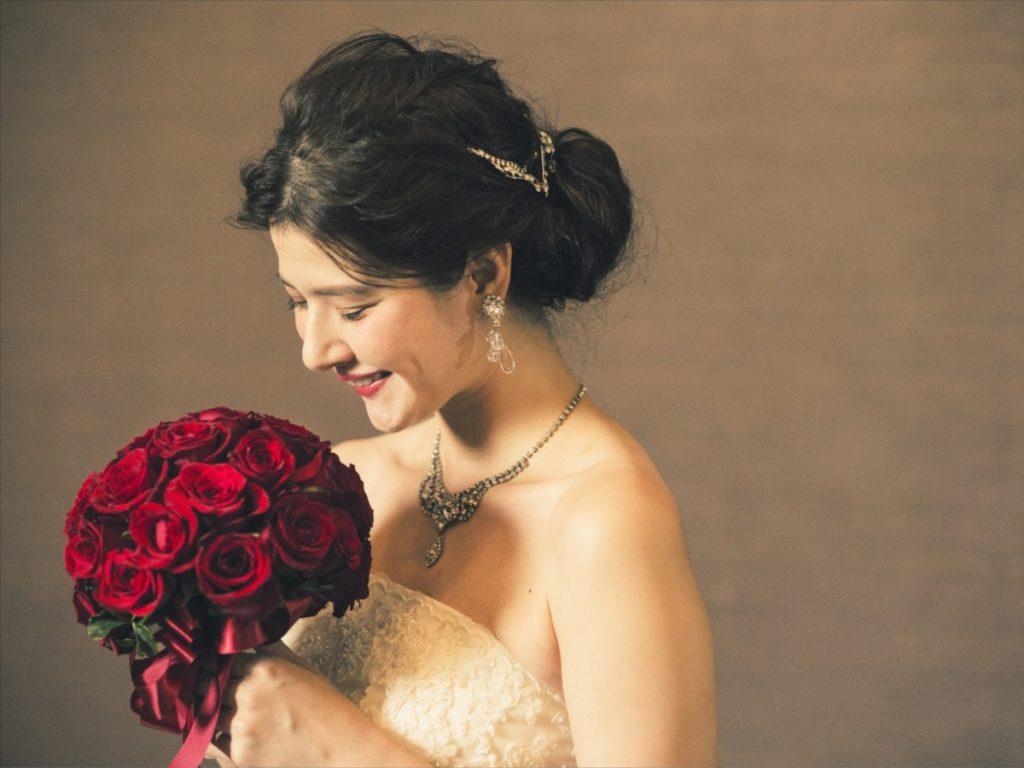 【初見学の方】水曜日限定!憧れの花嫁体験が出来る相談会