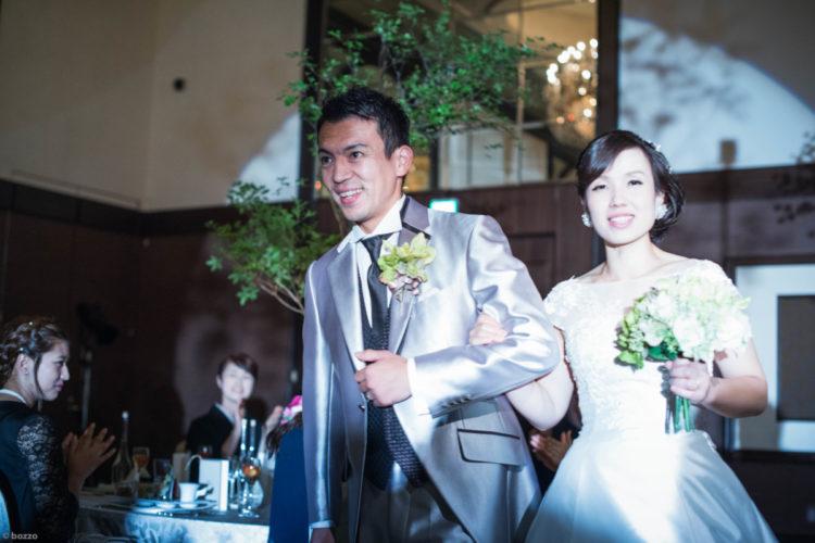 【ゲストにゆったり楽しんでほしい♡】余興がなくても大丈夫!アットホームに楽しむ結婚式
