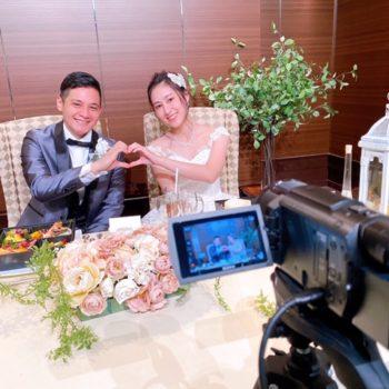 【新しい結婚式のカタチ】オンライン結婚式PLAN