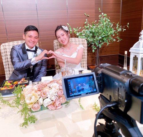 大注目のオンライン結婚式、ついに登場!