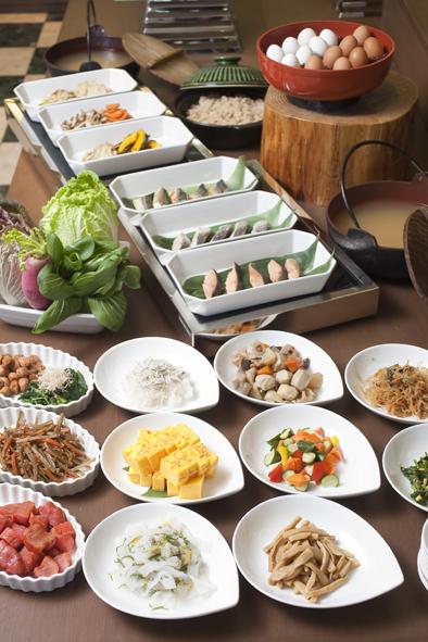 フォン朝食和食イメージ