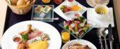 朝食:洋食プレート
